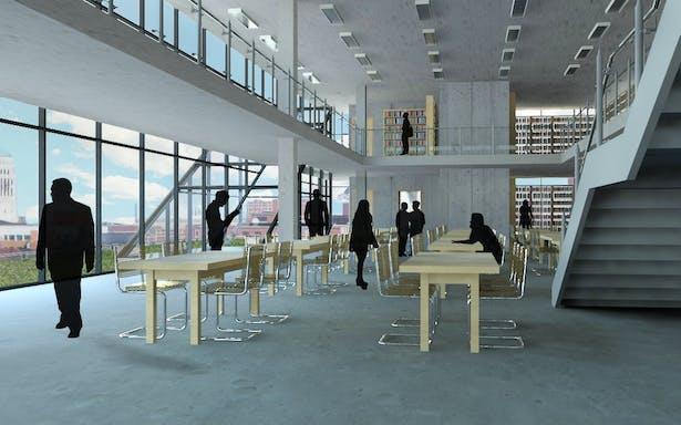 Library Rendering