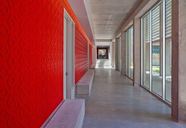 St. Edward's University Doyle Hall in Austin, TX by Specht Harpman