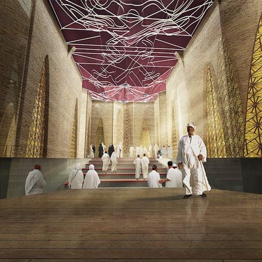 Interior Theatre Design and render by @Splendid4dStudio