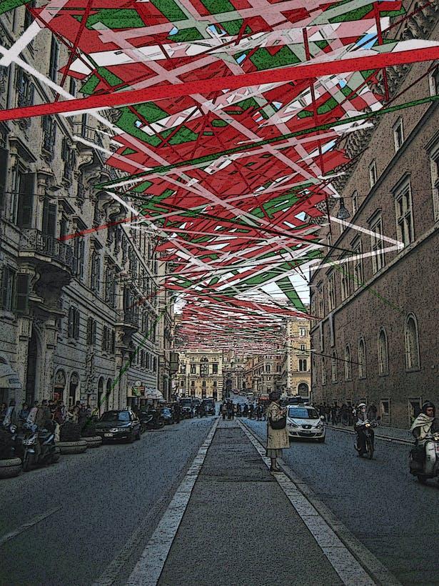 Celebration Street Rendering