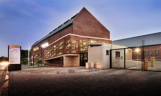 Health - Completed Buildings Winner: Ntsika Architects, Westbury Clinic, Johannesburg, South Africa.