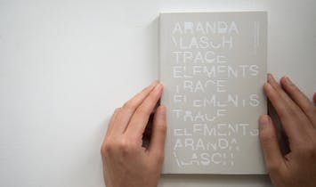 Aranda\Lasch's 'Trace Elements' Outlines the Seeds of Their Design Process