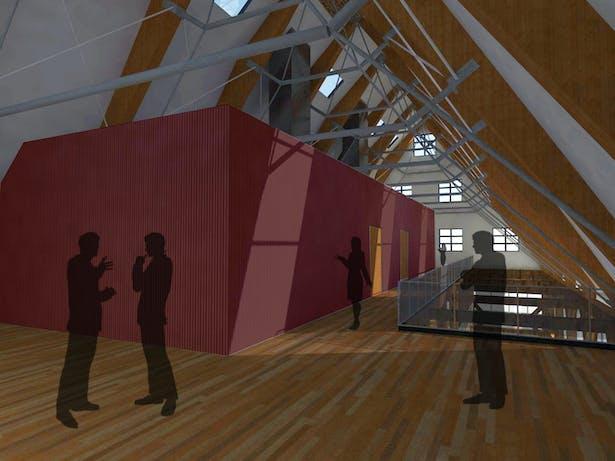 The Loft - Classrooms