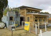 NYIT Solar Decathlon House 2005