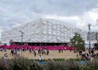 Olympic Basketball Arena, London 2012