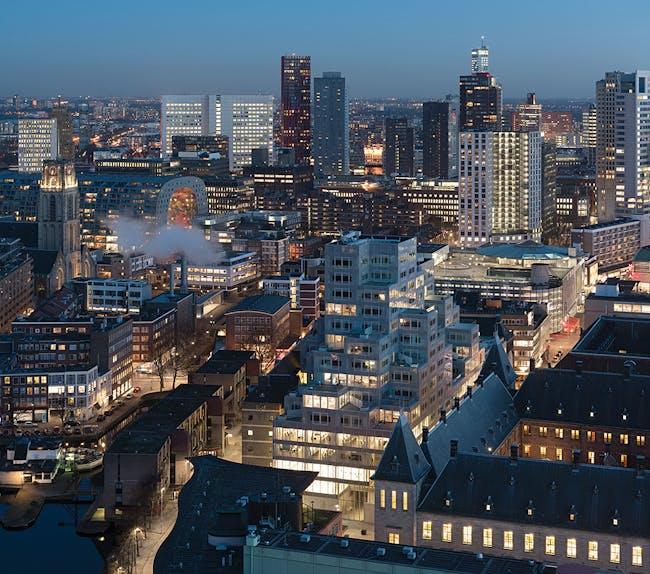 Timmerhuis, Rotterdam, NE. Image credit: Ossip van Duivenbode