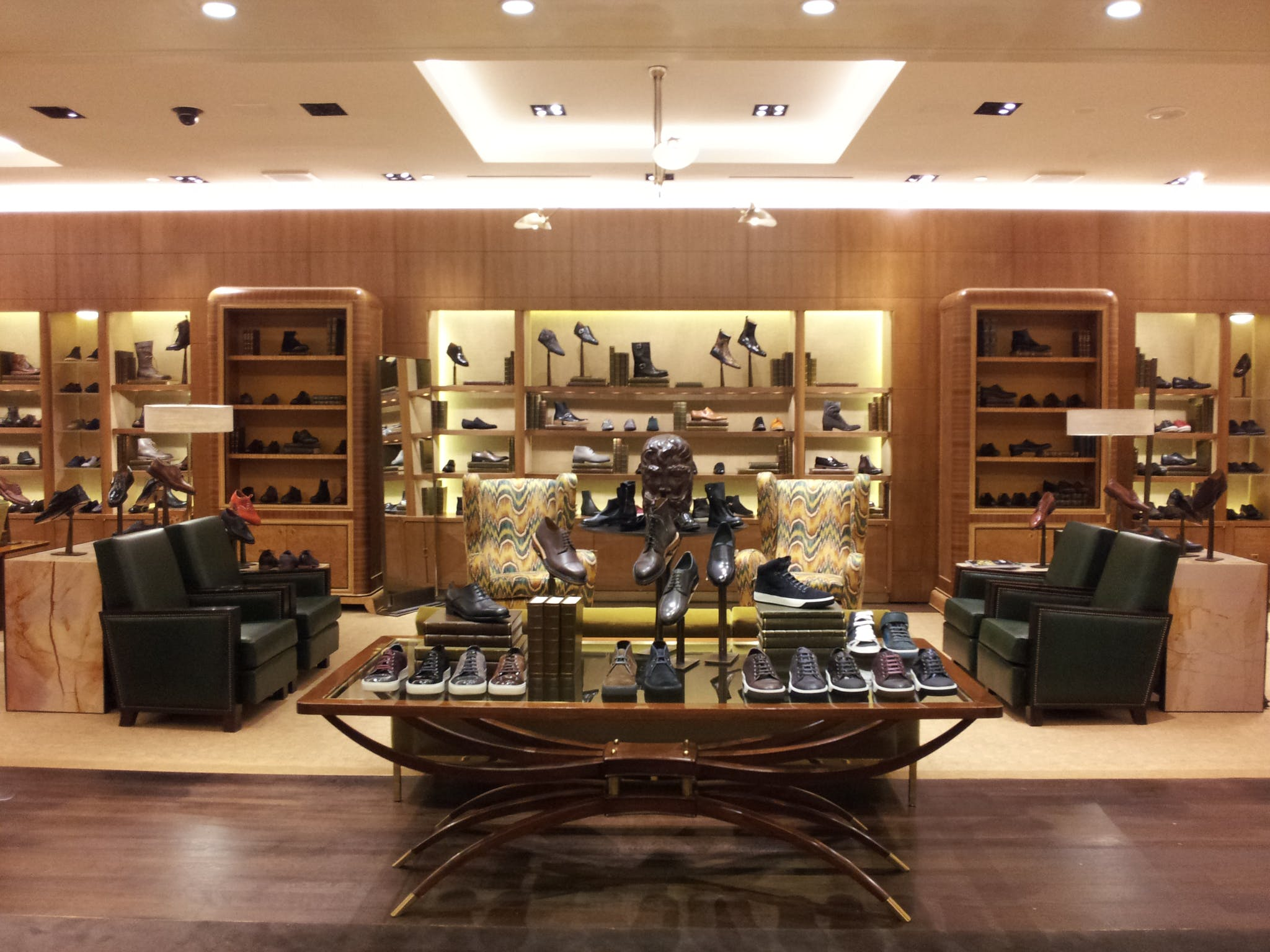 bergdorf goodman men u0026 39 s shoe library