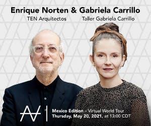 Architects, not Architecture - Mexico Edition - Enrique Norten and Gabriela Carrillo Maltzan