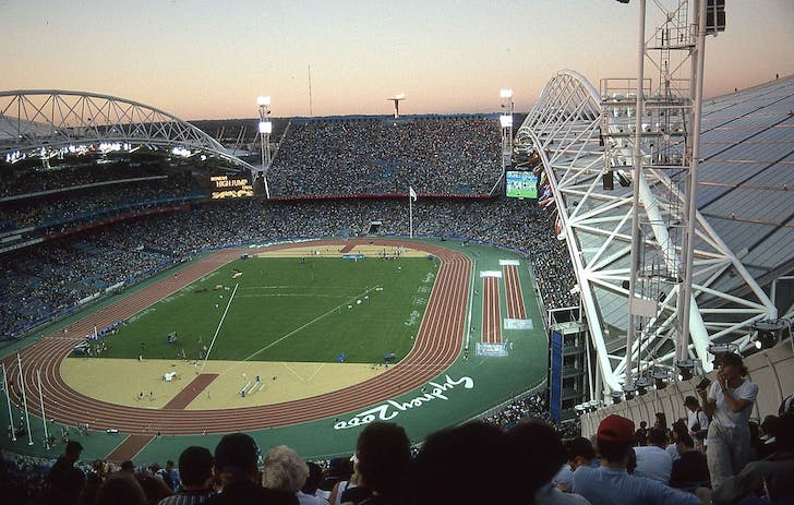 ANZ Stadium. Photo: Wikipedia.