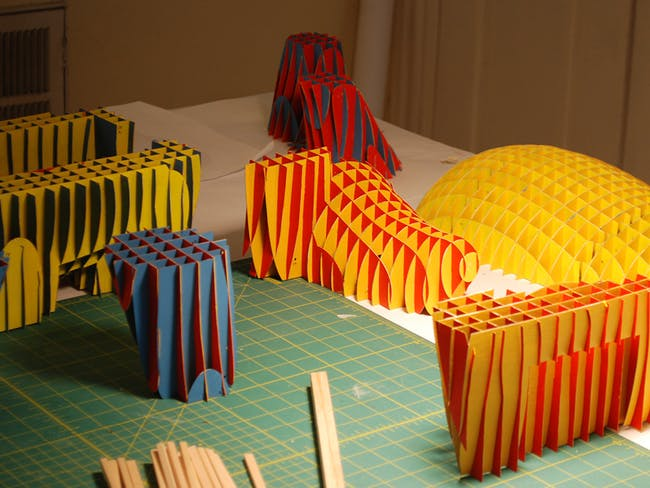 Scale Model (Photo: D.O.T.S.)