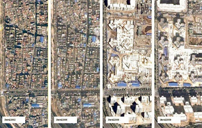 Urban transformation in Seoul (Image: MVRDV)