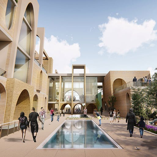 Hospitality Building Award Winner – Taagh & Taarmeh: A space to experience the story of a city by Bahareh Arjomandi (Iran)