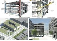 Sunshine Office Park - energy efficient office complex