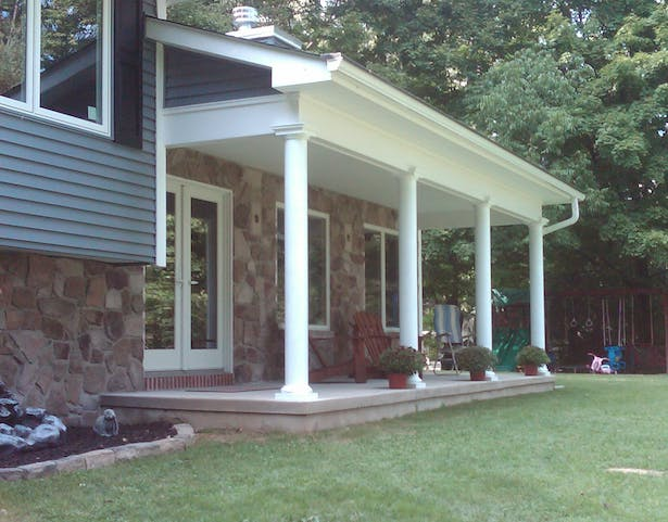 Porch - After