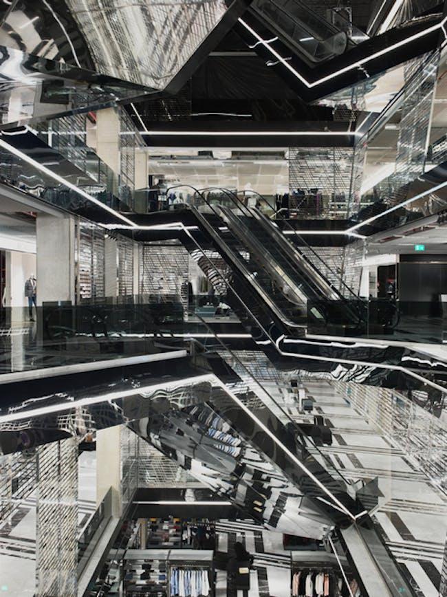 Aishti | Mall & Foundation| Beirut | Lebanon via Karolina Wierzbinska
