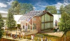 Saving face: Prêt-à-Loger designs solar-powered skin to preserve Dutch row houses