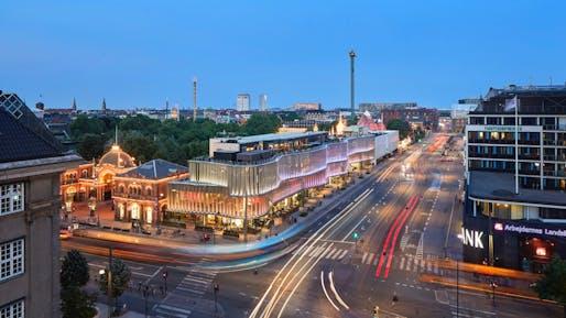 Tivoli Hjørnet, Copenhagen, Denmark | Pei Cobb Freed & Partners. Photo © Hufton+Crow.