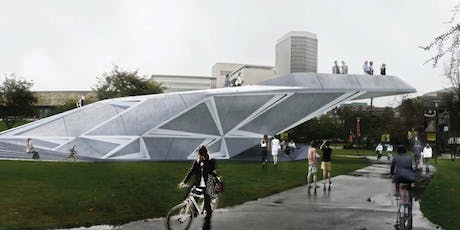 Page Park Pavilion project featured at the UCLA A.UD 'Currents Winter 2012' exhibition