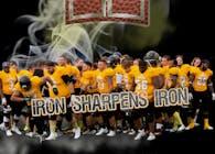 'Iron Sharpens Iron'