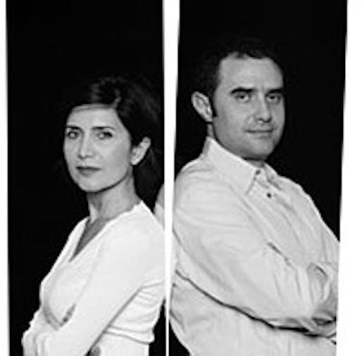 Former FOA partners Farshid Moussavi & Alejandro Zaera-Polo