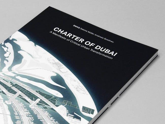 SMAQ 'Charter of Dubai' - cover detail