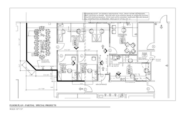 PCD Floor Plan
