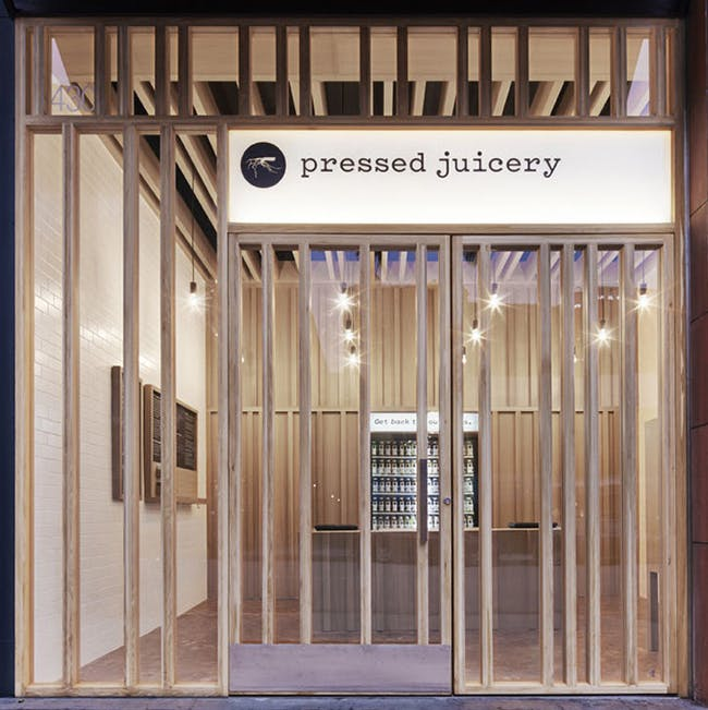 Pressed Juicery in Beverly Hills, CA by Standard®