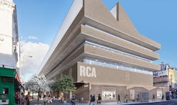 Herzog & de Meuron's $153 million Royal College of Art expansion receives council approval
