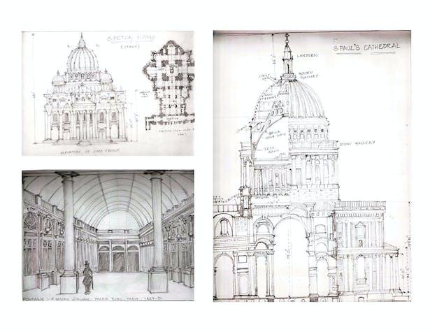Sketches in Pencil-4
