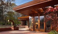 Cranbrook receives Frank Lloyd Wright-designed Smith House as donation