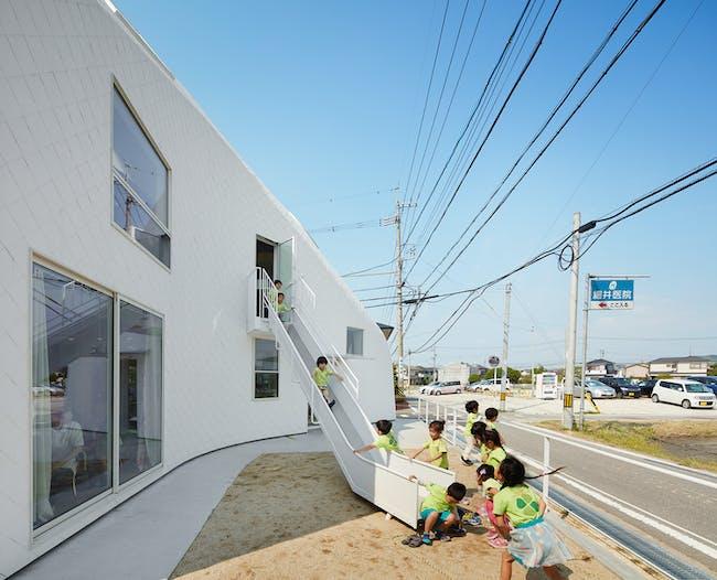 Clover House by MAD. Photo: Fuji Koji.