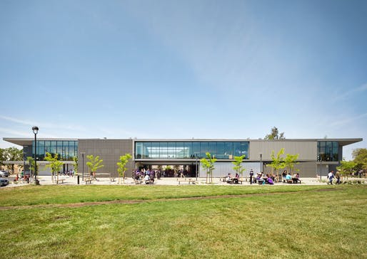Architecture Honor: Roseland University Prep. Honoree: Aidlin Darling Design. Photo: Matthew Millman.