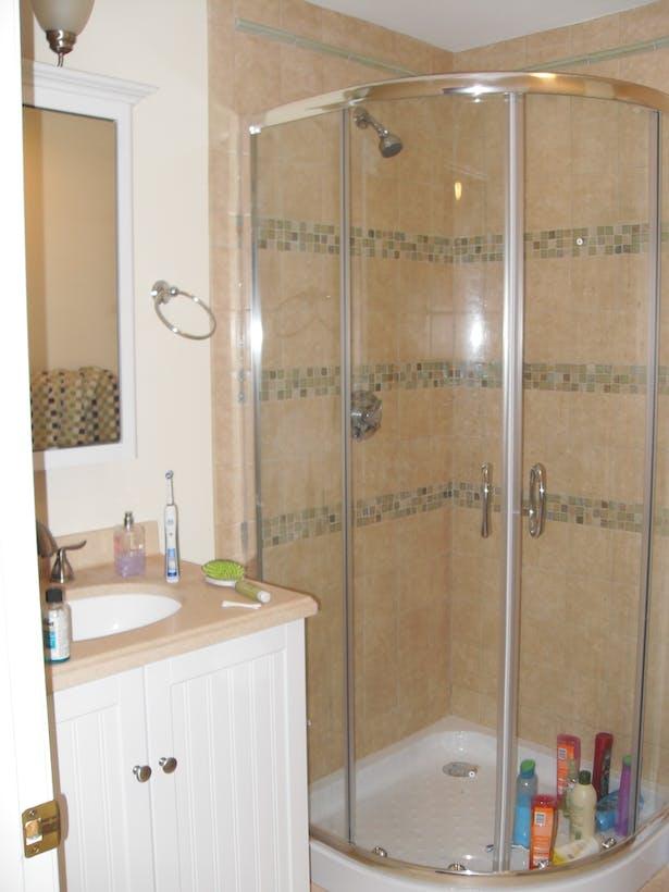 Added Bathroom - Finished