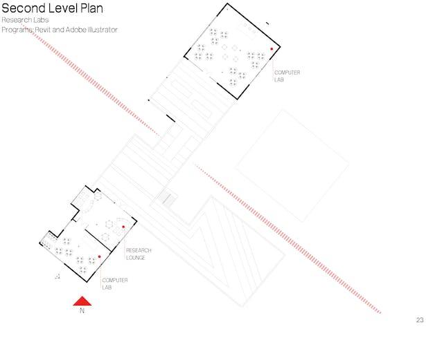 Art Department Floor Plan 2