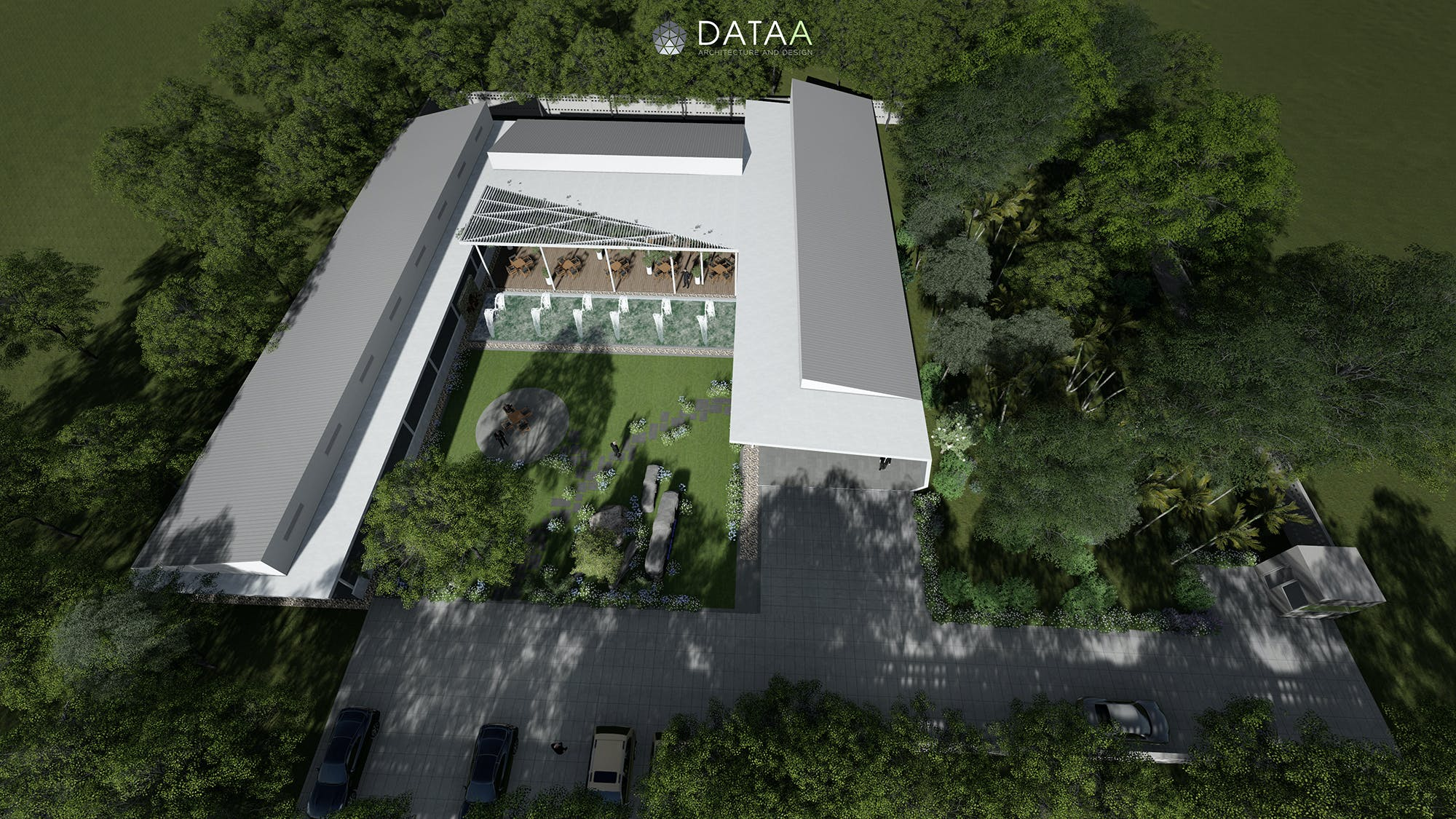 Office design by DATAA | TRẦN NHẬT THU | Archinect