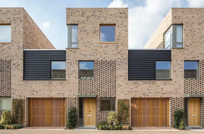 Abode, Great Kneighton, Cambridge by Proctor and Matthews Architects. Photo © Tim Crocker.
