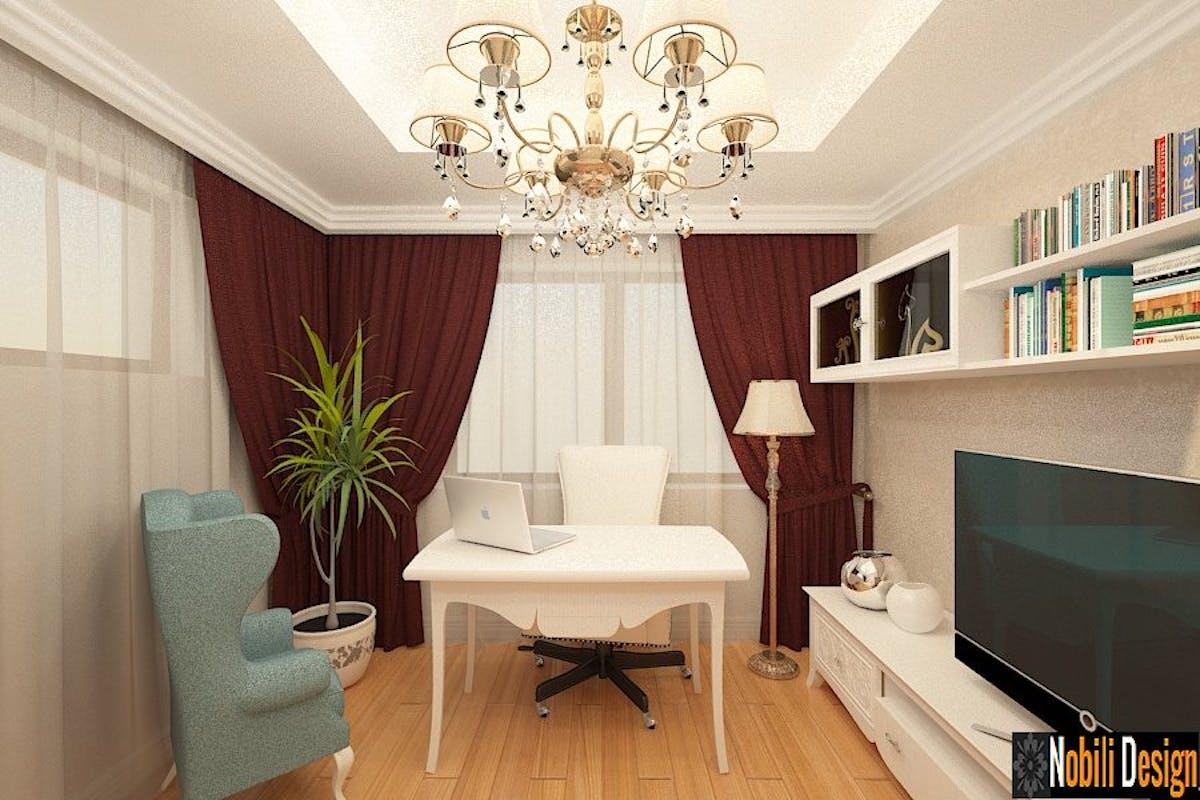 Proiect design interior casa clasica de lux amenajari for Case interior design