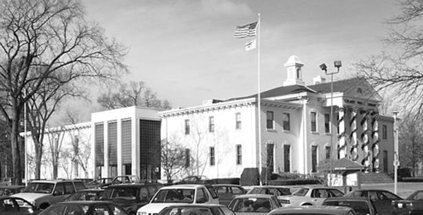 Wilder Mansion - Elmhurst Library - 1960's
