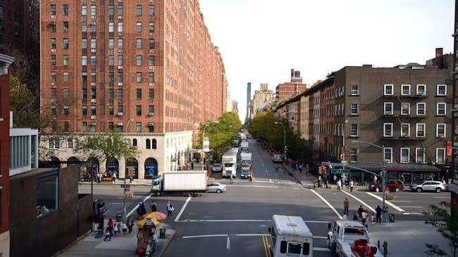 NYC Highline.