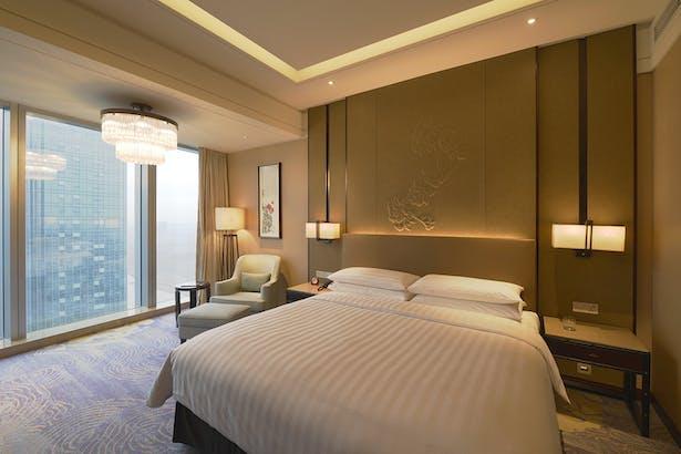 Shangrila-Hotel Yiwu - Guest Room