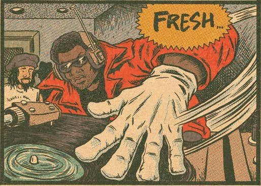 "Frame from ""Hip Hop Family Tree"""