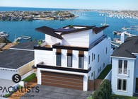Architectural 3D Rendering for Cliffhanger in Corona Del Mar