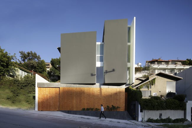 Aria in Tijuana, Mexico by T38studio; Photo: Pablo Casals-Aguirre