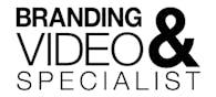 Branding & Video Specialist Logo
