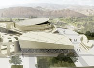 Bamiyan Cultural Centre design competition