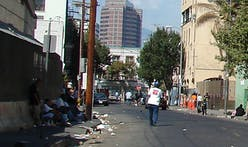 The Last Skid Row in America Faces Increasing Gentrification