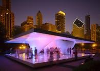 Burnham Pavilion, 2009