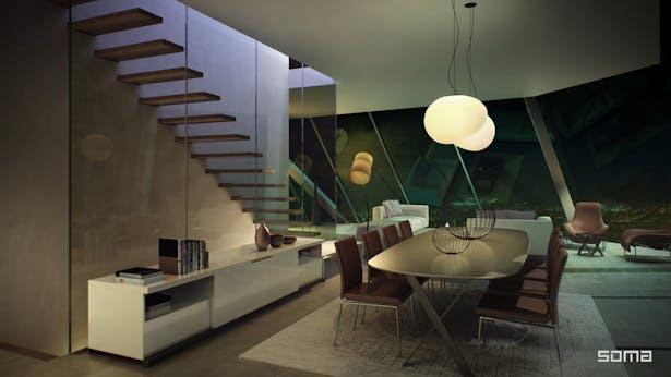 Michel Abboud Design for Bobo