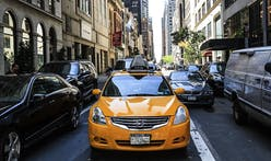 Taking a break from cars in automobile-centric Manhattan