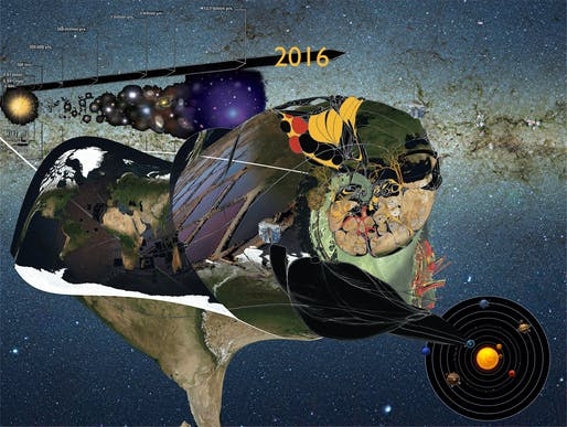 Happy new year! Illustration: Hilary Koob-Sassen via theguardian.com.